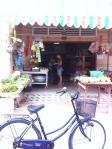 buying vegetables in Kampot
