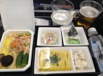 fancy japanese meals on All Nippon Airlines