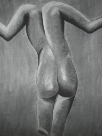 40x60 charcoal female