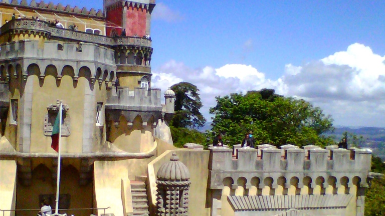 sintra portugal castles