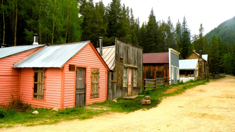 saint elmo best preserved ghost town in america