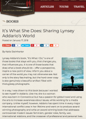 Literary Traveler: http://bit.ly/2G1lMO4