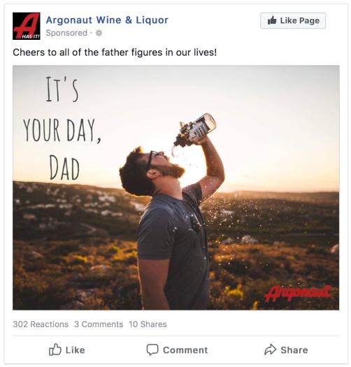 Argonaut Liquor | 8/10 relevance score | http://bit.ly/2CfkI6h
